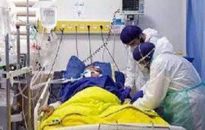 مراجعات بیماران کرونایی به بیمارستانهای تهران به روزی ۵۰۰۰ نفر رسید