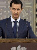 اسد رئیس بانک مرکزی سوریه را برکنار کرد