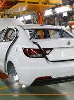 افزایش تولید سایپا در سال تحریم و کرونا/ تولید بیش از ۴۲۰ هزار دستگاه خودرو در سال ۹۹