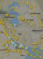 افزایش 94درصدی پروازهای نوروزی در آسمان کشور