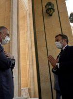 الکاظمی در گفتگو با مکرون: عراق از سیاست محوربندی و تنشها به دور است