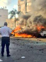 انفجار خودرو در تلآویو کشته برجای گذاشت
