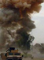 انفجار مجدد در مسیر کاروان نظامیان آمریکایی