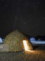 ایسنا – روستای کپرنشین «بارگدان»