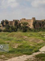 ایسنا – محوطه باستانی شوش