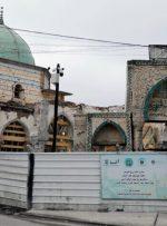 بازسازی مسجد تاریخی النوری موصل به شکل معماری شارجه امارات