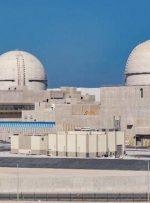 بهرهبرداری از اولین راکتور نیروگاه هستهای امارات آغاز شد