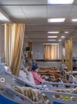 شیب صعودی ابتلا و بستریهای بیمارستانی در بوشهر /رشد ۸ برابری کرونا
