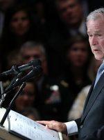 جورج بوش حزب جمهوریخواه را به باد انتقاد گرفت
