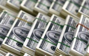سهم دلار از ذخایر ارزی رو به کاهش است؟