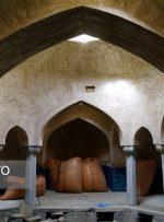 حمام افسانهای «شیخ بهائی» چشم انتظار مرمت