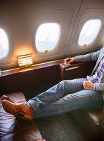 در پروازهای فرست کلاس چطور رفتار کنیم؟