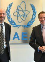 دیدار گروسی با رابرت مالی با محوریت ایران