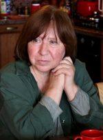 رویدادهای پس از انتخابات ریاستجمهوری بلاروس، سوژه نویسنده برنده نوبل شد