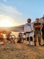 سفر به تاریخ با دوچرخه