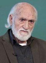 حسین ملکی، در بهشت زهرا، همسایه خسرو شایگان شد