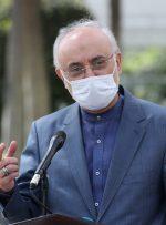 صالحی:اورانیوم ۶۰ درصد ربطی به سوخت راکتور تهران ندارد/ غنیسازی در نطنز متوقف نشده است