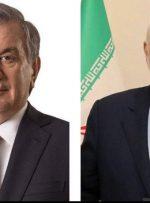 ظریف با رئیس جمهور ازبکستان دیدار کرد