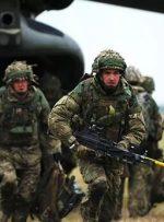 عملیات ده روزه انگلیس در عراق