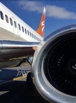 فایده مارپیچ سفید روی موتور هواپیما چیست؟