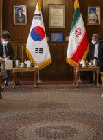 لاریجانی: منابع ایران در کره جنوبی هر چه سریعتر آزاد شود