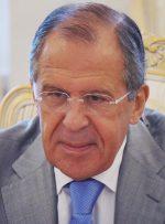 لاوروف:توسعه روابط با ایران از اولویتهای روسیه است