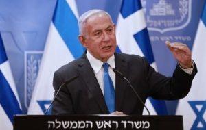 نتانیاهو: در مقابل تهدیدات دشمن نمیتوانیم بیتفاوت باشیم