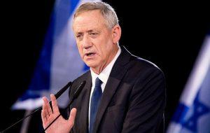 گانتس: باید قویترین دولت خاورمیانه باشیم