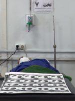 ویدئو / وضعیت بیمارستان امام؛ مراجعات ۷ برابری و کاهش ظرفیت بستری