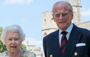 پرنس فیلیپ همسر ملکه الیزابت درگذشت