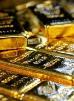 طلا عقب نشینی کرد / سرمایه گذاران امن محتاط شدند
