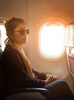 چرا استفاده از کرم های ضدآفتاب هنگام پرواز ضروری است؟