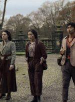 چگونه سریال The Irregulars به شرلوک هولمز ژانر ترسناک تبدیل شده است؟