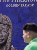 کاروان فرعونهای مصر در خیابانهای قاهره