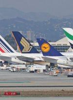 کرونا ۸۹ درصد از ترافیک هوایی جهان کاست