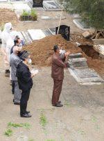 ۳۱ فروردین، یکی از سختترین روزهای تاریخ ۵۰ ساله بهشت زهرا (س)/ دفن روزانه نزدیک به ۱۵۰ متوفای کرونایی در بهشت زهرا