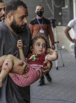 غزه تحمل شوک بیشتر را ندارد