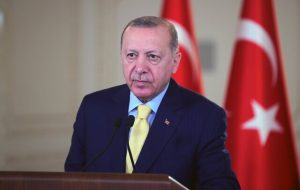 هشدار اردوغان به هرگونه اقدام علیه ترکیه در دریای اژه/ رئیس جمهور ترکیه: طالبان جنگ را تمام کند