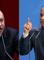 اردوغان پس از هشتسال مقابل السیسی عقبنشینی کرد