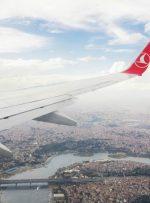 استرداد کامل وجه بلیط های صادره به مقصد ترکیه