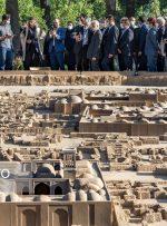 ایسنا – افتتاح «باغ فرهنگ» کمیسیون ملی یونسکو