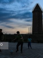ایسنا – « برج قابوس »