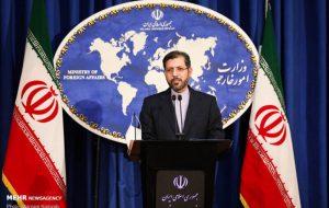 خطیبزاده: باید صبر کنیم دولت جدید مستقر شود/ناامنی در افغانستان برای ما قابل تحمل نیست/اظهارات آمریکا حیرتآور است