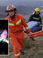 ببینید   مرگ ۲۱ نفر در دوی ماراتن کوهستانی در چین
