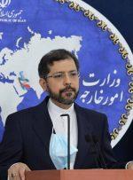 خطیبزاده: موضوعی به نام توافق اولیه در مذاکرات وین وجود ندارد/همسر ظریف ممنوع الخروج نیست