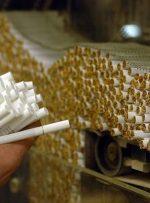 تحریم هیچ مشکلی برای تولیدکنندگان خارجی سیگار در ایران ایجاد نکرد