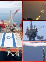 حمله موشکی مقاومت به سکوی گازی اسرائیل/حماس مجهز به زیردریایی شده است/استخراج گاز متوقف شد