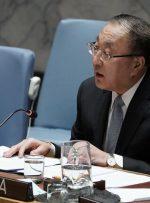 درخواست چین از آمریکا درباره کره شمالی