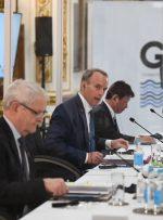 در نشست وزیران خارجه گروه هفت در لندن چه گذشت؟