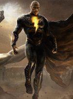 دواین جانسون اولین تصویر رسمی شخصیت اصلی فیلم Black Adam را بهاشتراک گذاشت